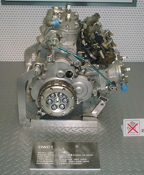1990 YAMAHA YZR500 (OWC1)