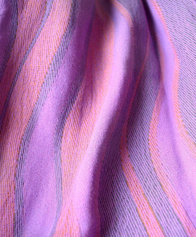 Das ist das Muster: Wellen Holunder aus weichen Jacquard Stoff