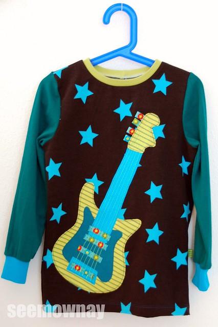 Gitarrenshirt