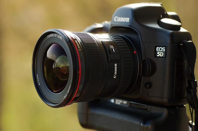 My Canon 5D