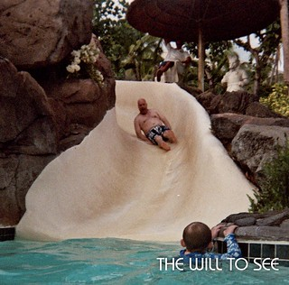Jim water slide