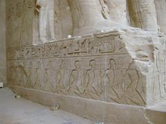 Temple Reliefs at Abu Simbel (III)