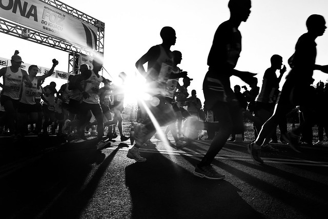 Morning Runners