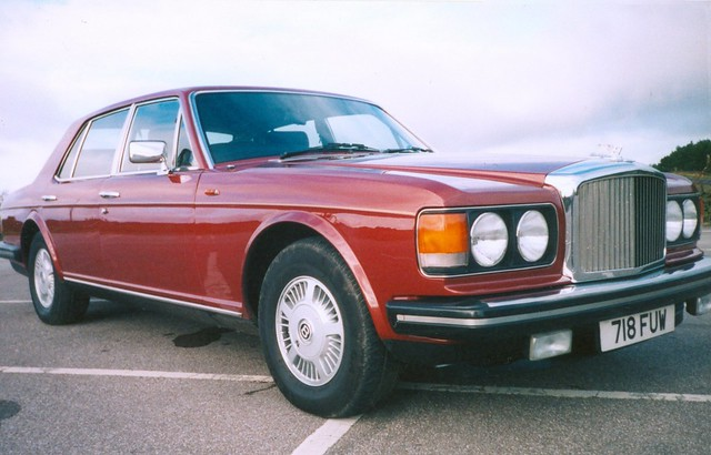 718 FUW - 1980 Bentley Mulsanne - Press Launch Car - restoration Complete