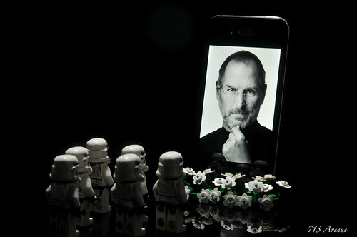 Jobs' tribute
