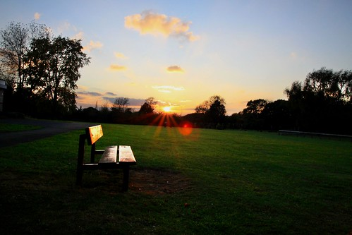 SunSet @ Horsenden Hill /Oct2011