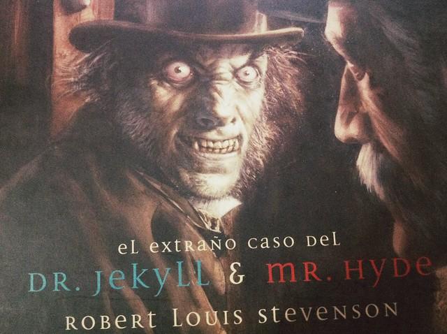 Header of Dr. Jekyll & Mr. Hyde