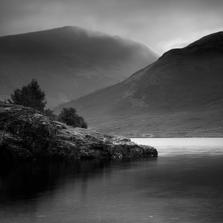 Crummock Water, Cumbria, UK