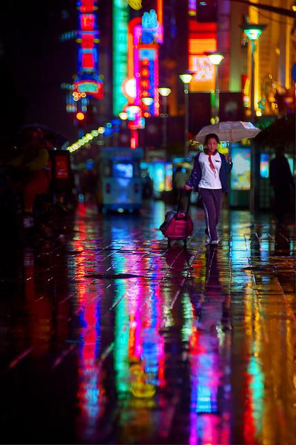Lost Schoolgirl
