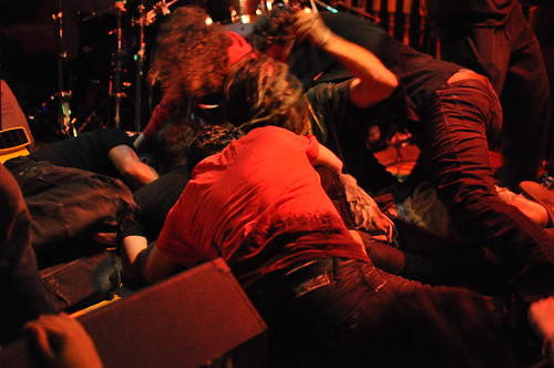 Decrepit Birth at The Rainbow