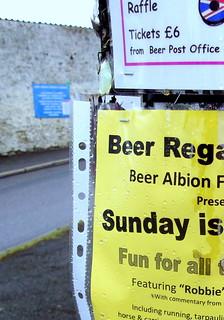 Telegraph Post Pop Up Noticeboard