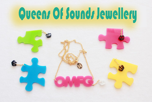 New Queens Of Sounds Jewelry
