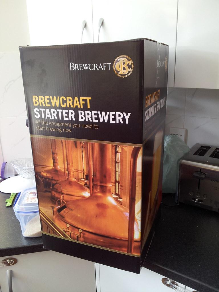 Lets get brewin'