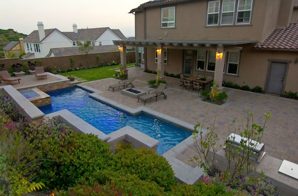 Remodeling Ideas for Your Backyard Slope on Backyard With Slope Ideas id=51233