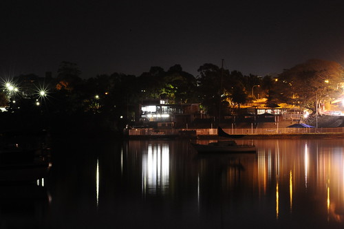 King George Park @ Night
