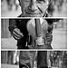 Triptychs of Strangers #26, The Fingercounting Violinist - Hamburg by adde adesokan