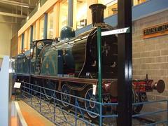 Glasgow Transport Museum (Trains)