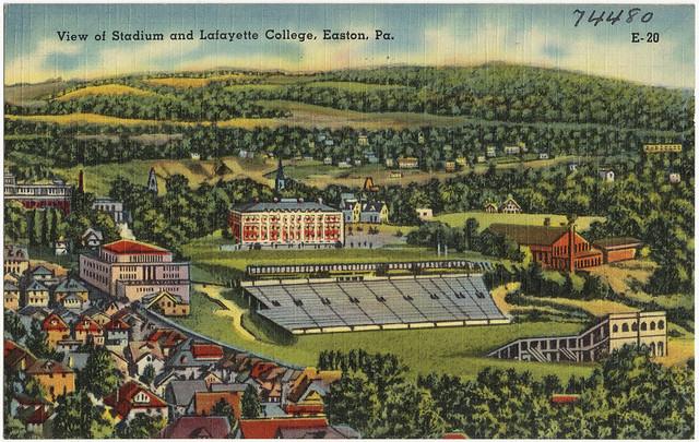 lafayette university