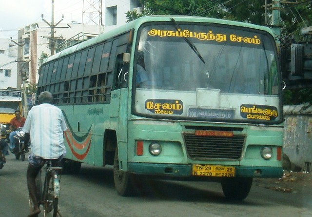 salembengaluru tnstc bus flickr photo sharing