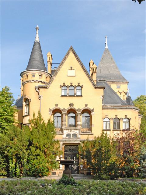 La Villa Herz Wannsee Berlin Flickr Photo Sharing