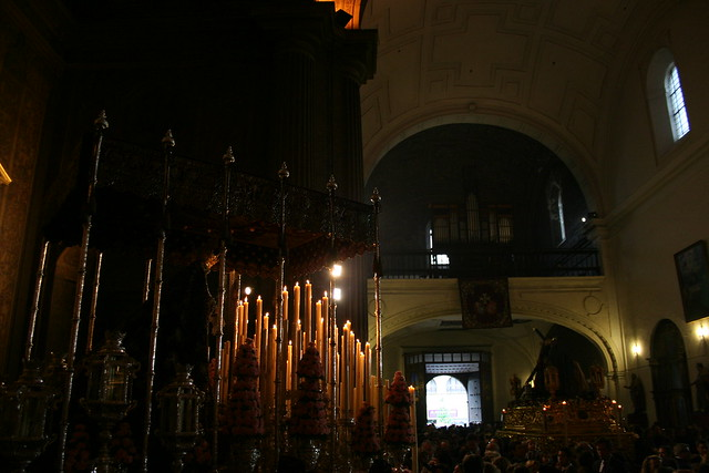 Hermandad del Valle de Sevilla, Jueves Santo 2011 15