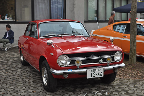 1966 ISUZU BELLETT 1600GT