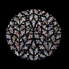 window(0.0), light fixture(0.0), ceiling(0.0), glass(0.0), chandelier(0.0), pattern(1.0), symmetry(1.0), fractal art(1.0), kaleidoscope(1.0), design(1.0), circle(1.0),