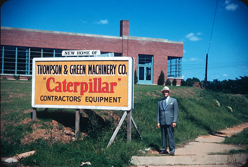 Caterpillar Plant - Nashville, TN 1946