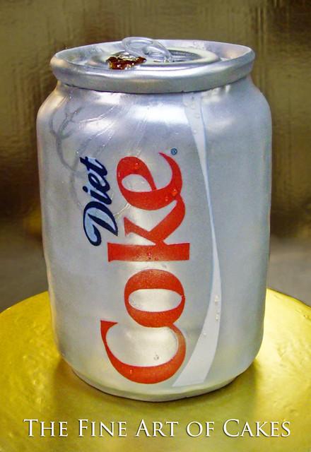 Diet Coke Cake (10,499) | Flickr - Photo Sharing!
