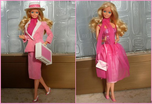 Day to Night Barbie