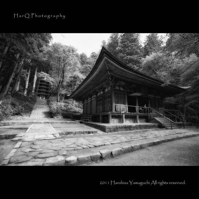 室生寺 (Murou-ji Temple)