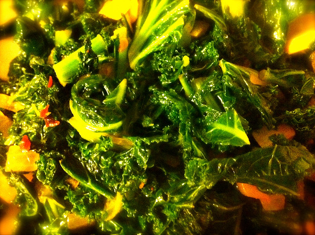 Sauteed Kale with Smoked Paprika | Flickr - Photo Sharing!