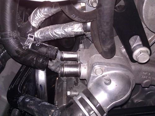 JDP Motorsports' 2010-11 SS Heater Hose 2012 Update DIY 6360359753_3e2c5c4f73