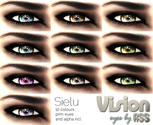 Vision by A:S:S - Sielu eyes, for Lazy Sunday by Photos Nikolaidis