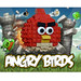 Lego Angry Birds - Title Screen by erbhebgtghr