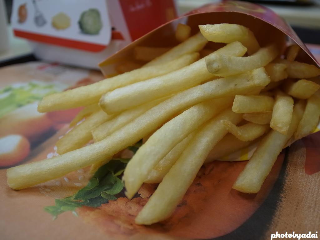 2011.11.18 麥當勞去鹽薯條_GRD4