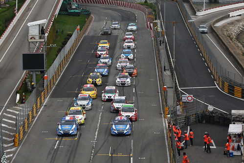 Mundial de Turismos WTCC 2011 en Macao