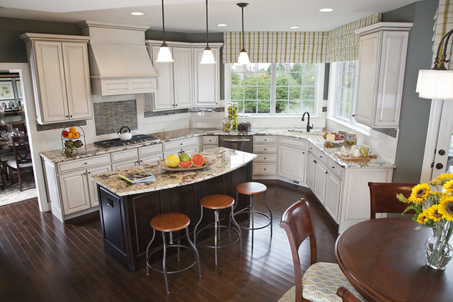 Hawthorn Woods Country Club Columbia Model Kitchen Flickr Photo Sharing