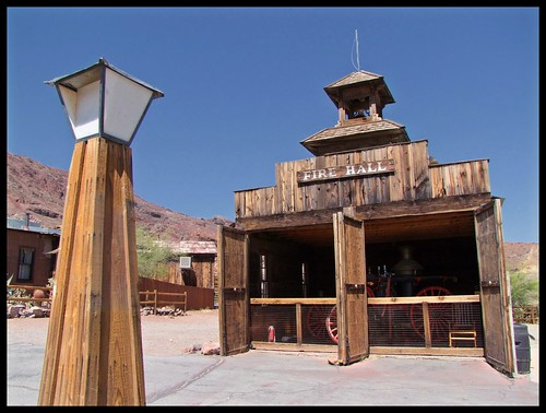 CALICO (GHOST AND MINING TOWN)