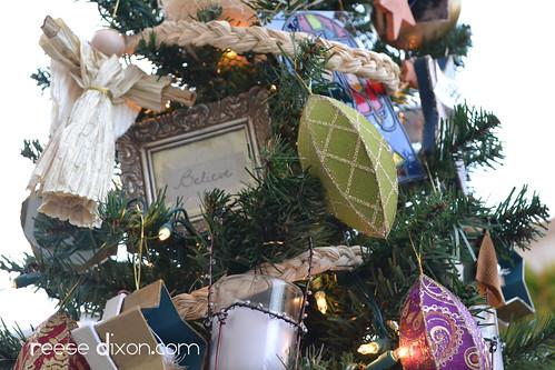 Nativity Tree 3