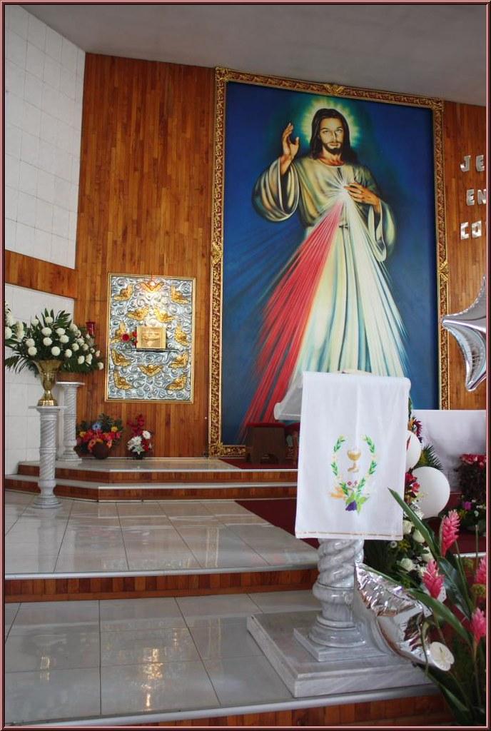 Santuario la Divina Misericordia,Puebla de los Ángeles,Puebla,México