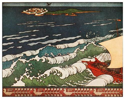 011-La mala suerte de Wassily-Russian-wonder tales ..1912-Ivan Jakovlevich Bilibin