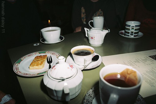 Tea @ Glory Whole