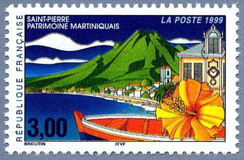 Saint-Pierre Patrimoine Martiniquais