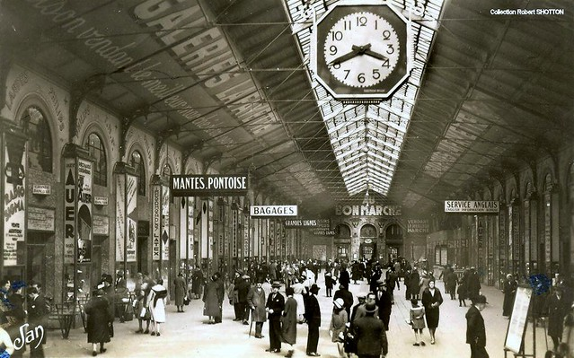 Bon Restaurant Gare Saint Lazare