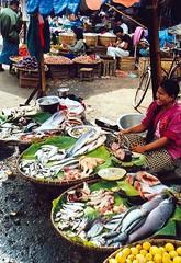 Pyin U Lwin, market