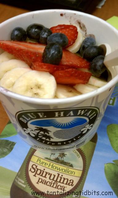 Blue Hawaii Acai Cafe Yelp