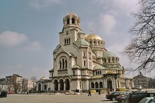 Sofia, Aleksander Nevski Church
