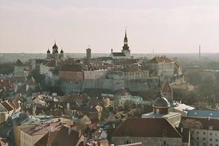 Tallinn, Toompea