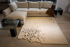 Fancy Area Rug